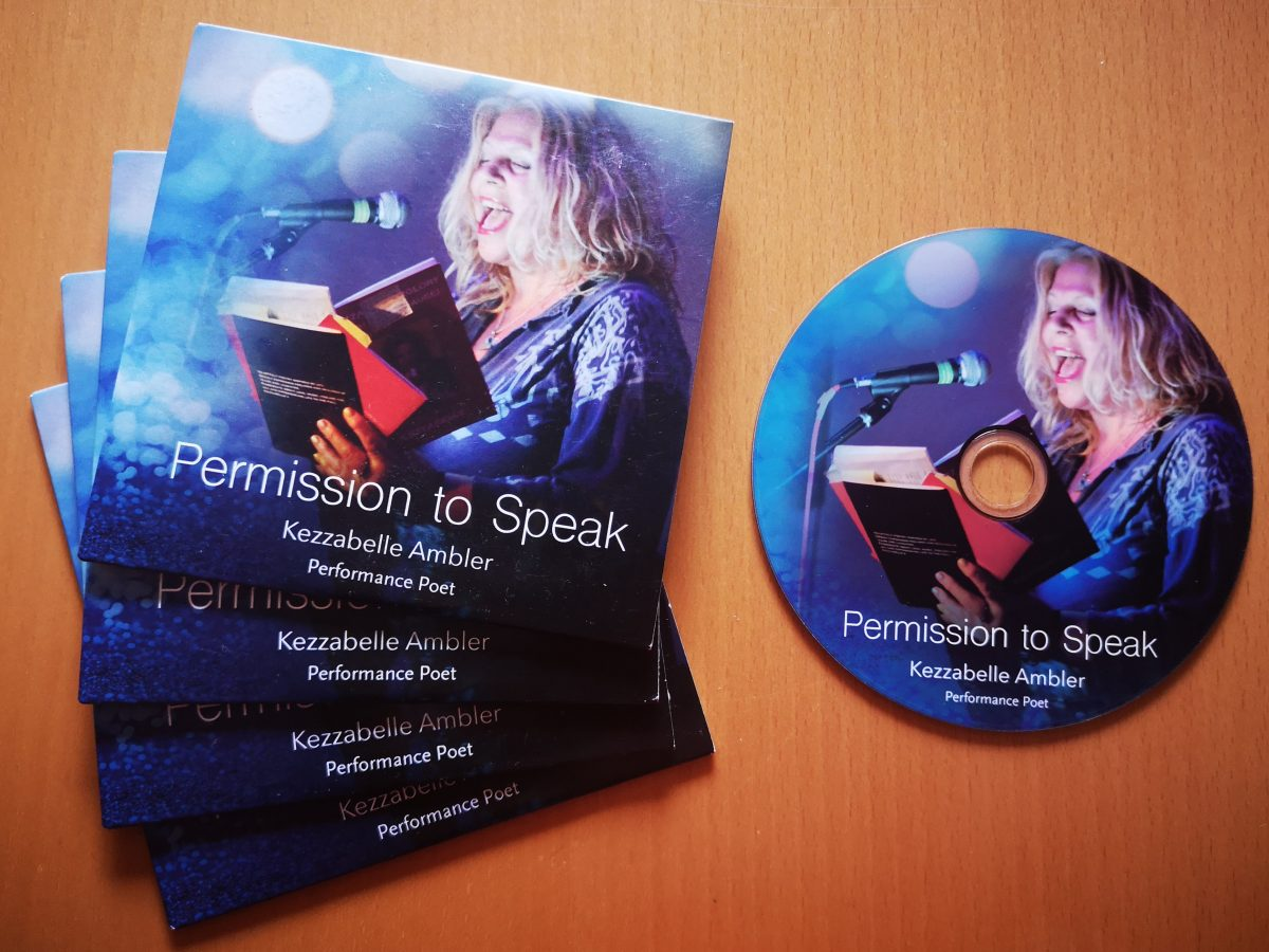 Permission To Speak Cd Photo